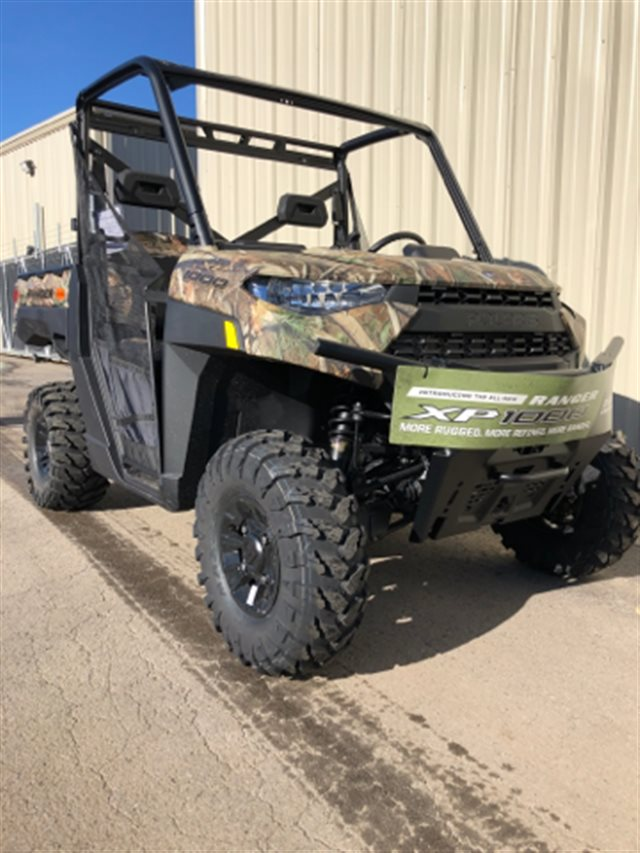 2019 Polaris Ranger XP 1000 EPS Premium at Sloan's Motorcycle, Murfreesboro, TN, 37129