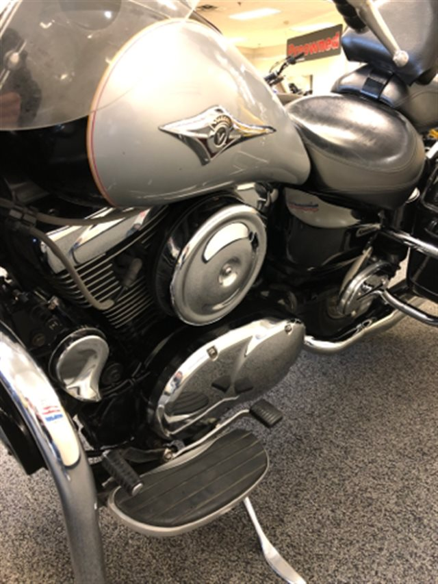 2005 Kawasaki Vulcan 1600 Nomad at Sloan's Motorcycle, Murfreesboro, TN, 37129