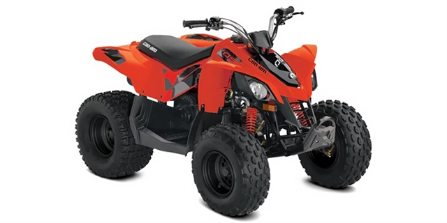 2019 Can-Am DS 90 at Riderz