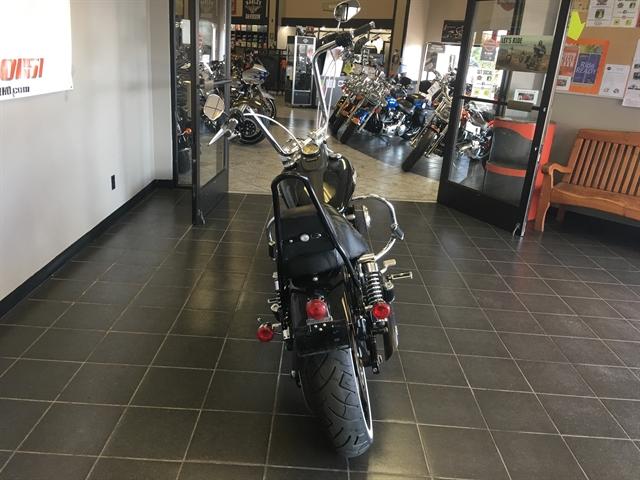 2012 Harley-Davidson Dyna Glide® Street Bob® at Champion Harley-Davidson