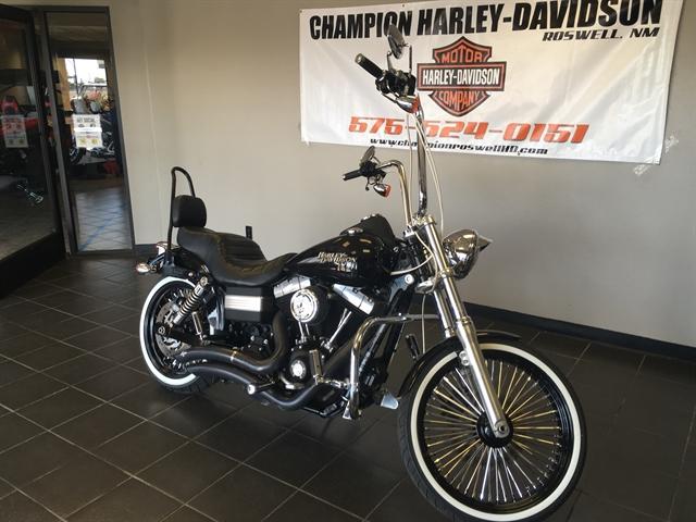 2012 HARLEY FXDB at Champion Harley-Davidson