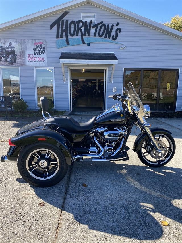 2019 Harley-Davidson Trike Freewheeler at Thornton's Motorcycle - Versailles, IN