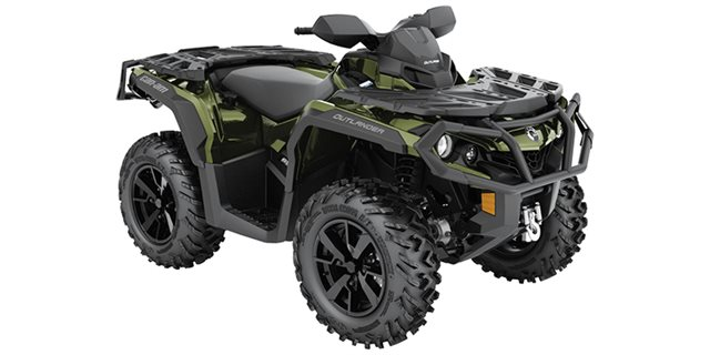 2021 Can-Am Outlander XT 650 at Riderz