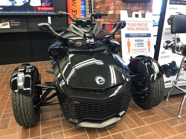 2020 Can-Am Spyder F3 Base at Wild West Motoplex