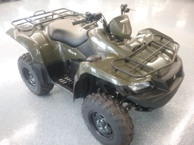 2018 Suzuki KingQuad 500 AXi Power Steering at Thornton's Motorcycle - Versailles, IN