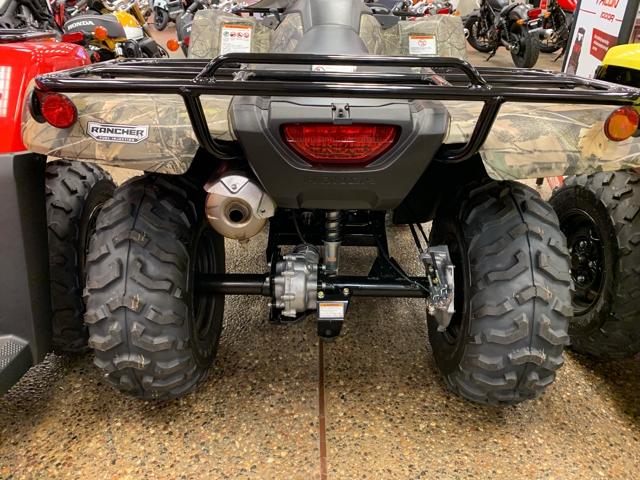 2019 Honda FourTrax Rancher 4X4 ES at Mungenast Motorsports, St. Louis, MO 63123