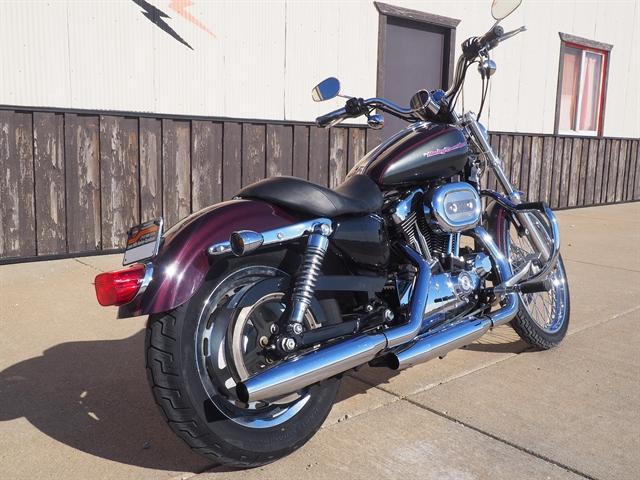 2006 Harley-Davidson Sportster 1200 Custom at Loess Hills Harley-Davidson