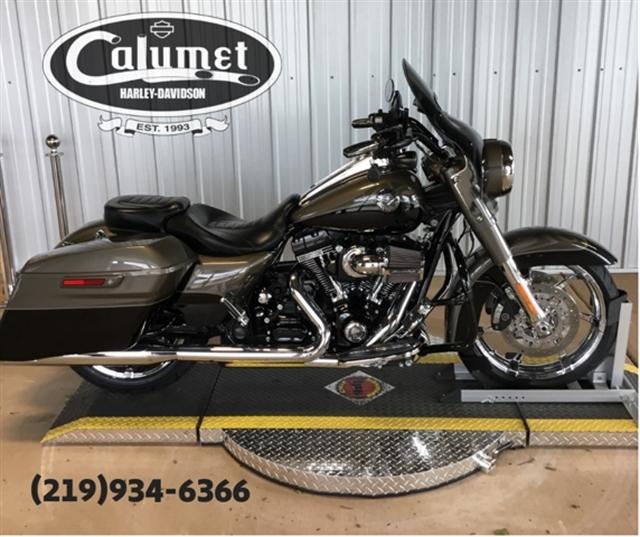 2014 Harley-Davidson Road King CVO at Calumet Harley-Davidson®, Munster, IN 46321