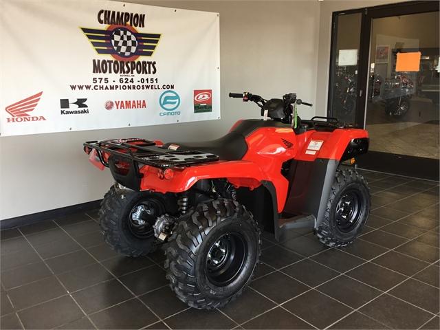 2021 Honda FourTrax Rancher 4X4 at Champion Motorsports