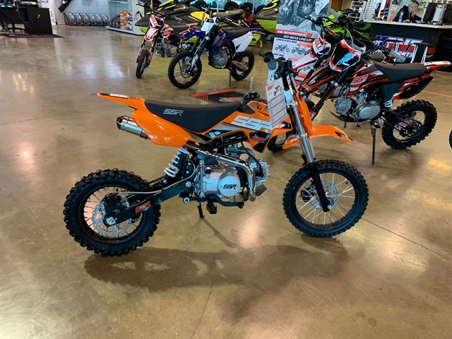 2021 SSR SR125SEMI at Kent Powersports of Austin, Kyle, TX 78640