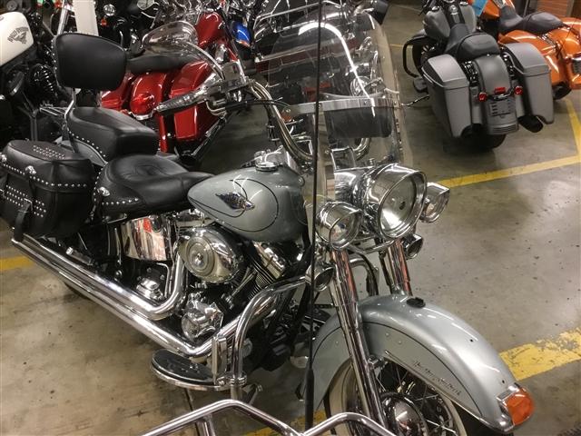 2011 Harley-Davidson Softail Heritage Softail Classic at Bud's Harley-Davidson, Evansville, IN 47715