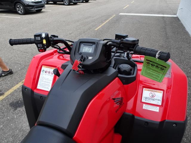 2018 Honda Rancher 420 4X4 ES 4X4 ES at Genthe Honda Powersports, Southgate, MI 48195