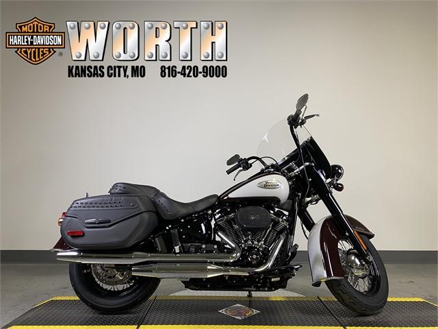 2021 Harley-Davidson Touring Heritage Classic 114 at Worth Harley-Davidson