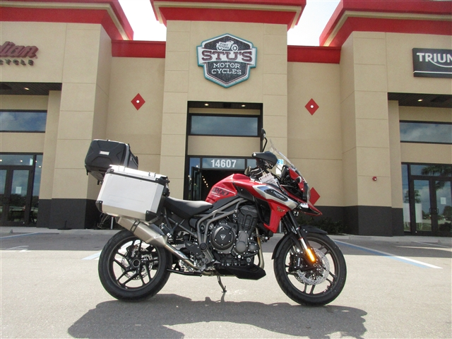 2019 Triumph Tiger 1200 XRT at Stu's Motorcycle of Florida