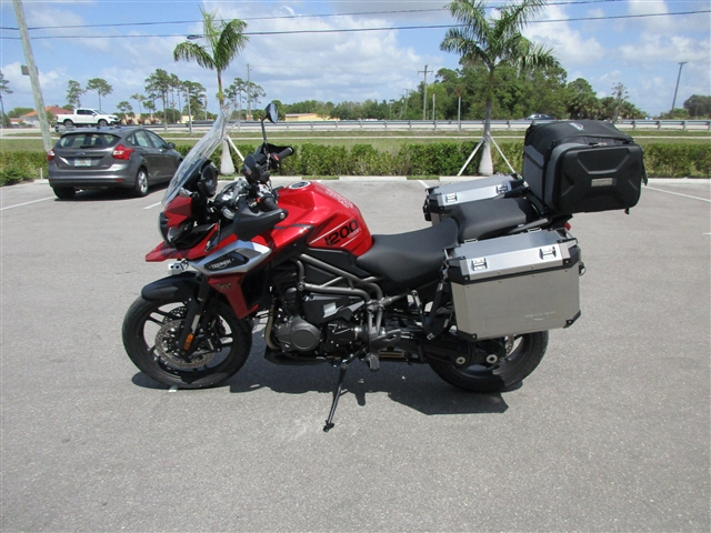 2019 Triumph Tiger 1200 XRT at Fort Myers