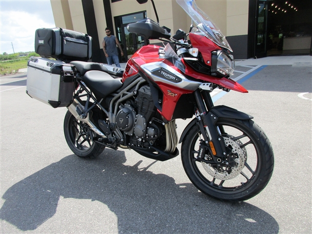 2019 Triumph Tiger 1200 XRT at Stu's Motorcycles, Fort Myers, FL 33912