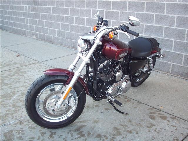2016 Harley-Davidson Sportster 1200 Custom at Indianapolis Southside Harley-Davidson®, Indianapolis, IN 46237