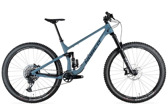 2021 Norco Bike Optic C2 SRAM - BlueBlack at Full Circle Cyclery