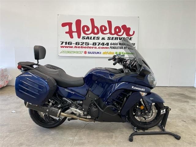 2013 Kawasaki Concours 14 ABS at Hebeler Sales & Service, Lockport, NY 14094