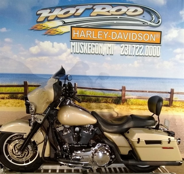 2007 Harley-Davidson FLHTP at Hot Rod Harley-Davidson