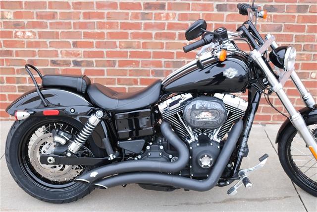 2016 Harley-Davidson Dyna Wide Glide at Zylstra Harley-Davidson®, Ames, IA 50010