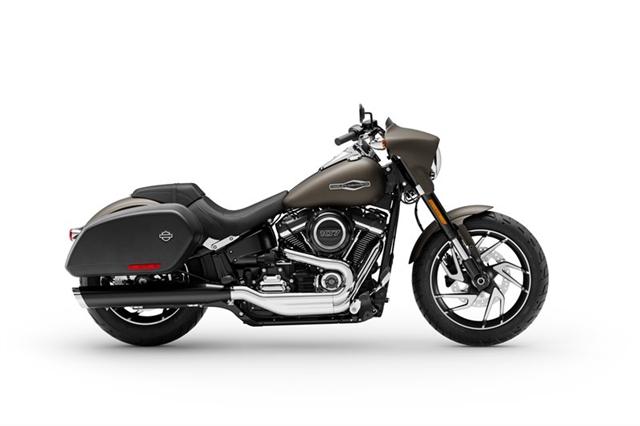 2020 Harley-Davidson Softail Sport Glide at Holeshot Harley-Davidson