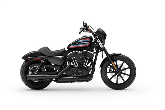 2021 Harley-Davidson Street XL 1200NS Iron 1200 at Garden State Harley-Davidson