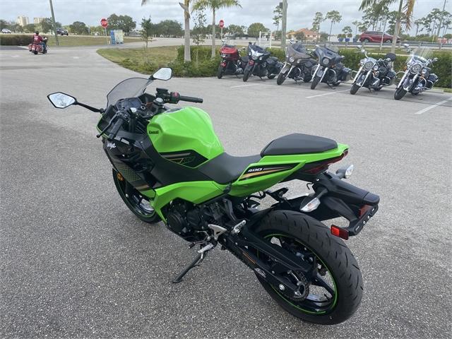 2020 Kawasaki Ninja 400 ABS at Fort Myers