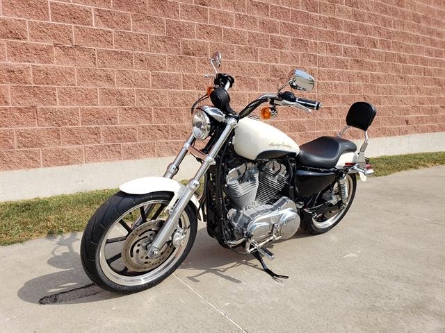2013 Harley-Davidson Sportster SuperLow at Legacy Harley-Davidson