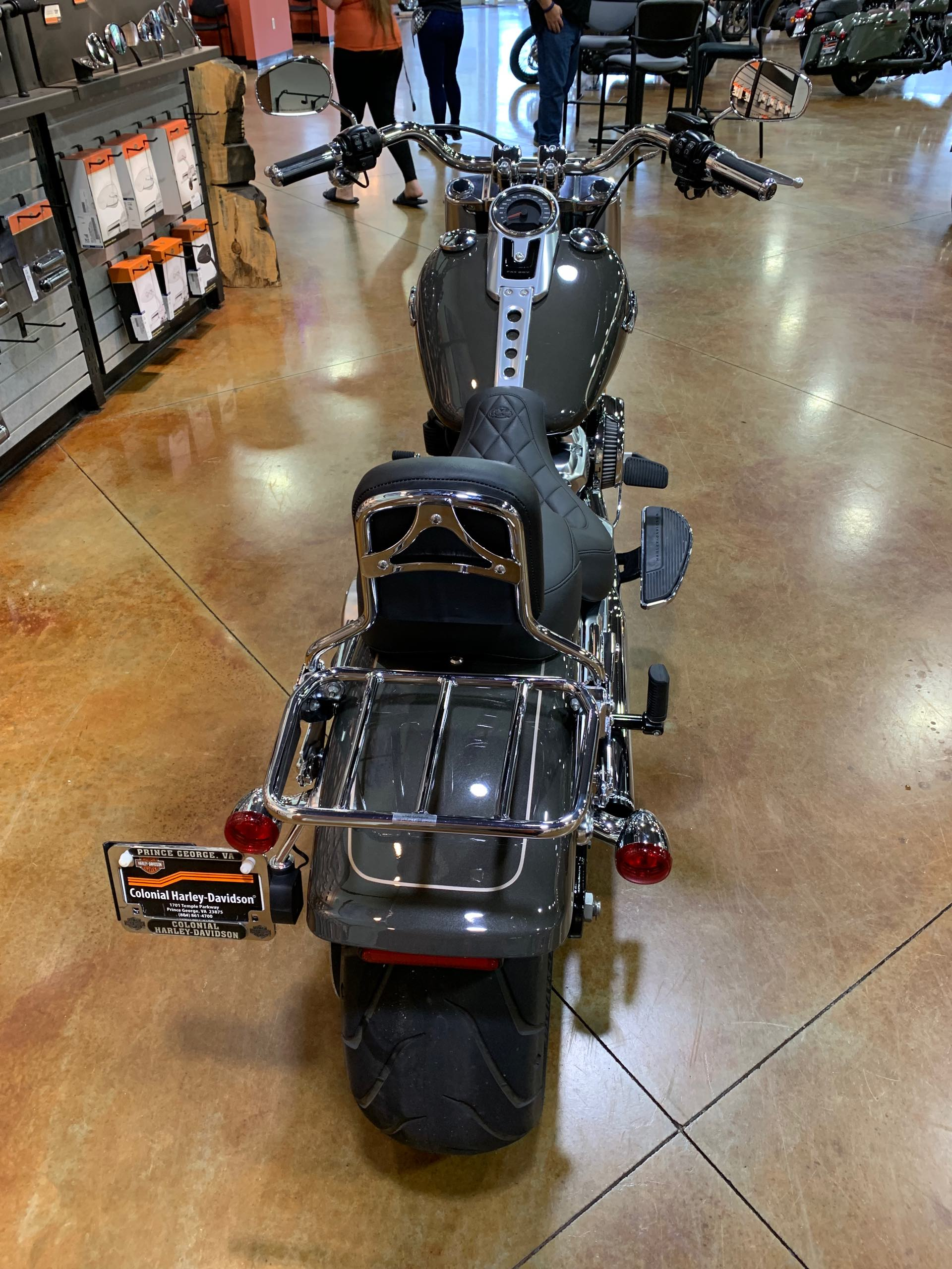 2018 Harley-Davidson Softail Fat Boy at Colonial Harley-Davidson