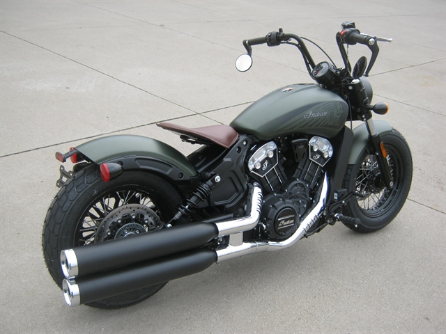 2020 Indian Motorcycle Scout Bobber Twenty at Brenny's Motorcycle Clinic, Bettendorf, IA 52722