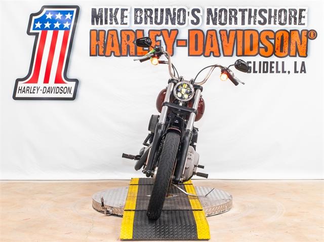 2009 Harley-Davidson Dyna Glide Street Bob at Mike Bruno's Northshore Harley-Davidson