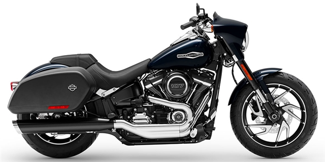 2019 Harley-Davidson Softail Sport Glide at All American Harley-Davidson, Hughesville, MD 20637