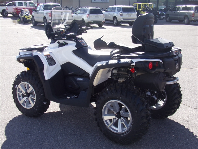 2019 Can-Am Outlander MAX North Edition 650 at Power World Sports, Granby, CO 80446