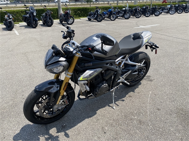 2022 Triumph Speed Triple 1200 RS at Fort Myers