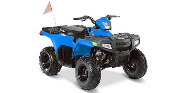 2022 Polaris Sportsman 110 EFI at Shawnee Honda Polaris Kawasaki