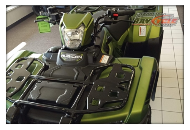 2020 HONDA FourTrax Foreman Rubicon 4x4 Auto DCT EPS Deluxe at Bay Cycle Sales