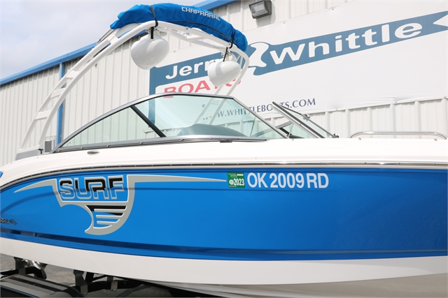 2020 Chaparral 21 Surf at Jerry Whittle Boats
