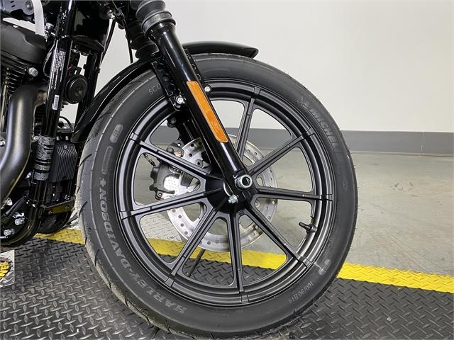 2021 Harley-Davidson Street XL 1200NS Iron 1200 at Worth Harley-Davidson
