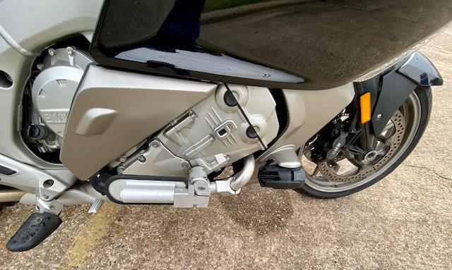 2016 BMW K 1600 GTL at Shreveport Cycles