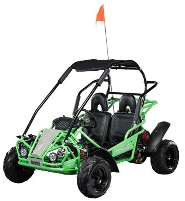 2021 HAMMERHEAD MUDHEAD 208 GREEN at Got Gear Motorsports
