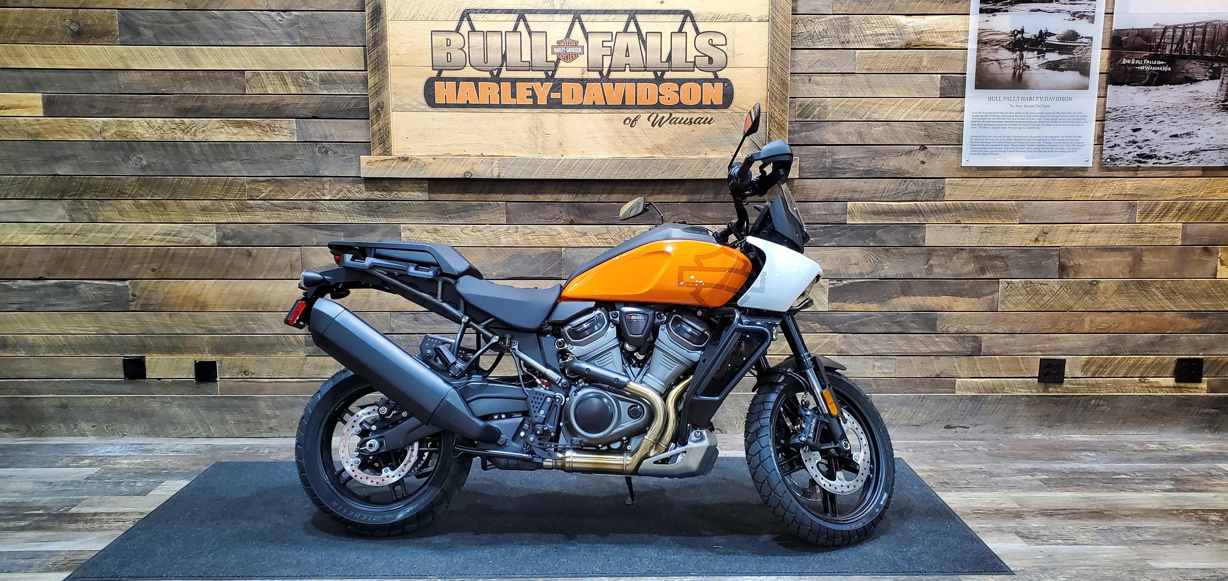 2021 Harley-Davidson Adventure Touring Pan America 1250 Special at Bull Falls Harley-Davidson