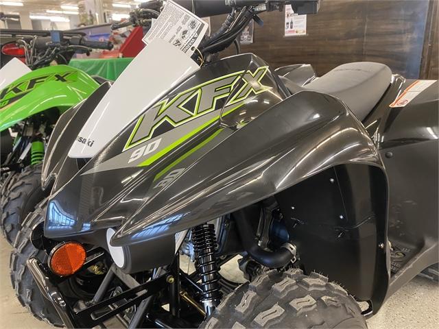 2022 Kawasaki KFX 90 at Columbia Powersports Supercenter
