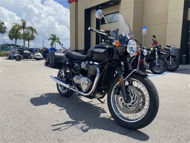 2018 Triumph Bonneville T120 Base at Fort Myers