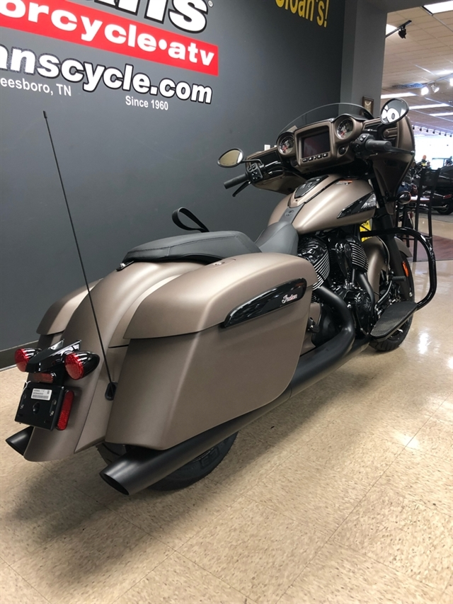 2019 Indian Chieftain Dark Horse at Sloans Motorcycle ATV, Murfreesboro, TN, 37129
