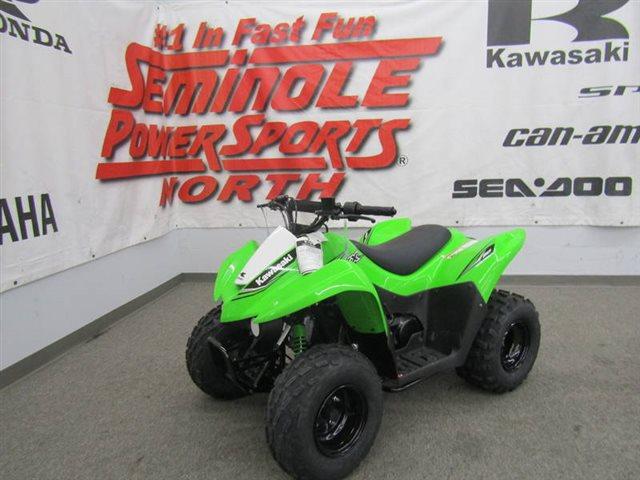 2017 Kawasaki KFX 90 at Seminole PowerSports North, Eustis, FL 32726
