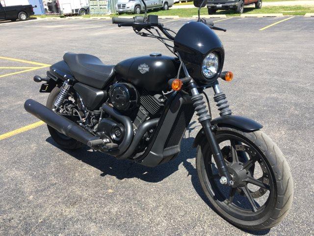 2017 Harley-Davidson Street 500 at Randy's Cycle, Marengo, IL 60152