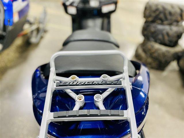 2007 Suzuki Burgman 400 at Rod's Ride On Powersports