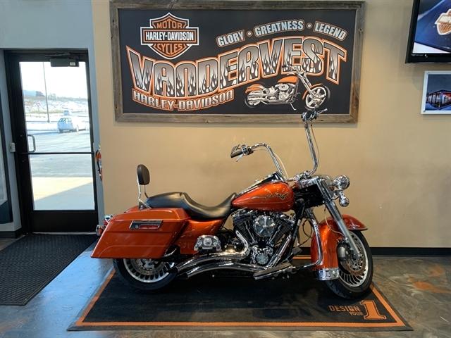 2011 Harley-Davidson Road King Base at Vandervest Harley-Davidson, Green Bay, WI 54303