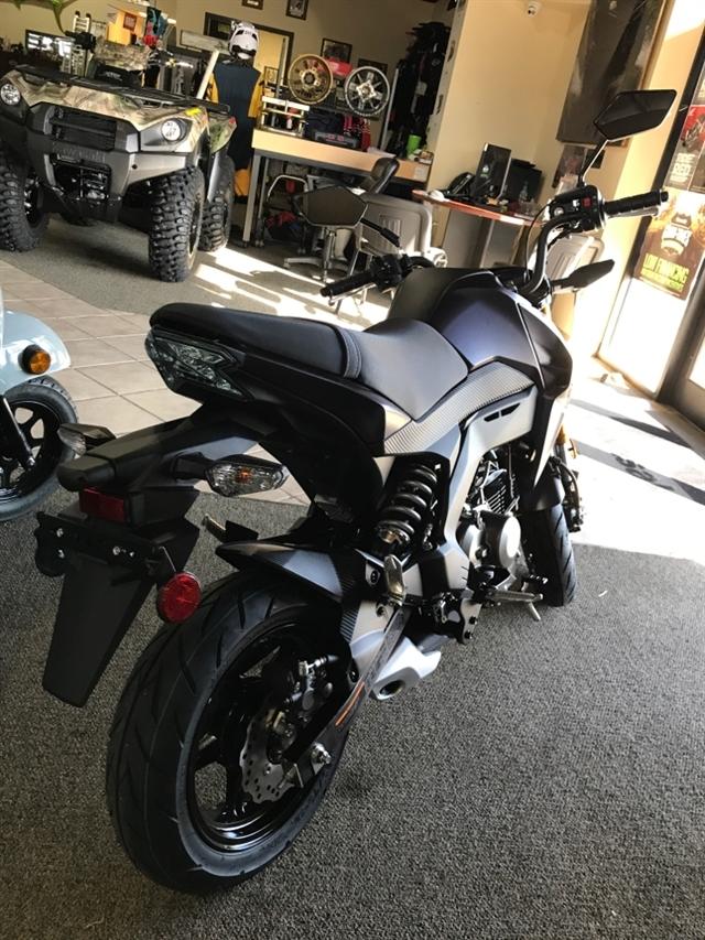 2020 Kawasaki Z125 PRO Base at Dale's Fun Center, Victoria, TX 77904